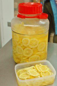 蜂蜜レモン