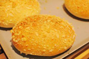 ちびっ子焼きカレーパン