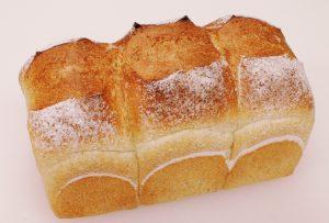 天然酵母山食パン